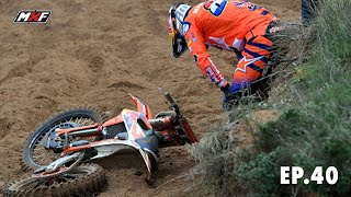 Friday Fails...BUT WHYY?? Ep.40 | Home Made Dirt Bike Jump Fail