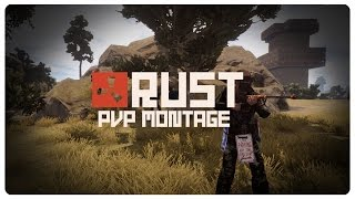 Rust Shotgun PvP Montage - w/HeadShot