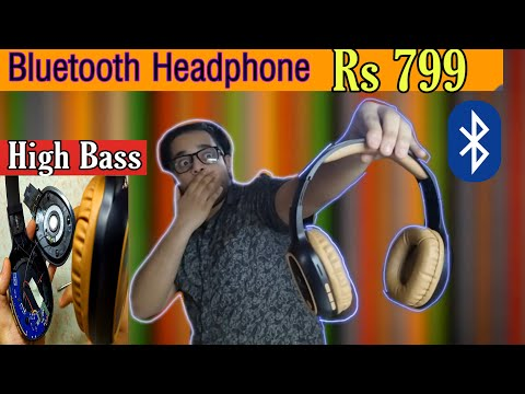 Best Wireless Bluetooth Headphone Under 1000 Rs | Zebronics Zeb-Thunder Wireless BT Headphone REVIEW