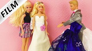 Barbie Filme deutsch | Hochzeitskleid Shopping für die Braut Barbie | Hoffentlich merkt Ken nichts