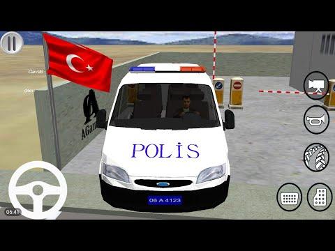 Transit Polis Minibüsü||Oyun Oyna