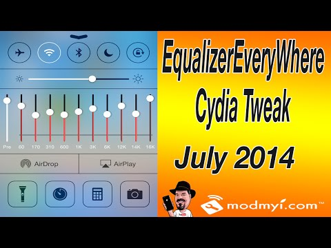 EqualizerEverywhere Tweak: Adds Equalizer in All Music Apps and More