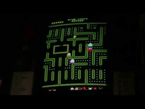 Jr. Pac Man - 980,300 High Score - 4 Men Speed Up Chip