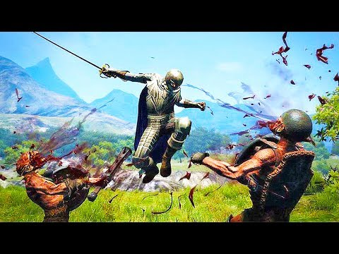12 EPIC Upcoming PS4 SINGLE PLAYER Games in 2017 - New PlayStation 4 Games