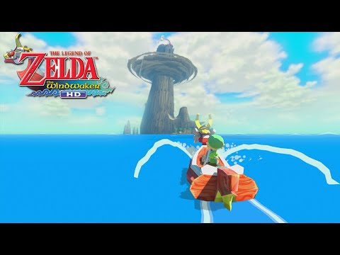 DRAGON ROOST ISLAND - The Legend of Zelda: The Wind Waker