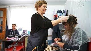 Сельский парикмахер | ЧЕЛОВЕК НА КАРТЕ