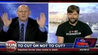 Glen Callender on The Arena 23-Aug-2012: German circumcision ruling Thumbnail