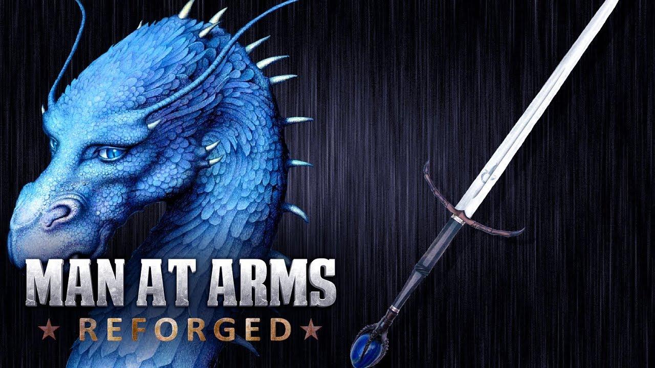 brisingr eragon man at arms reforged youtube