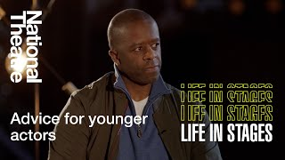Amazing Advice For Creatives from Adrian Lester | Life in Stages