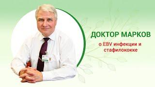 Клинический дневник доктора Маркова: EBV инфекция и стафилококк