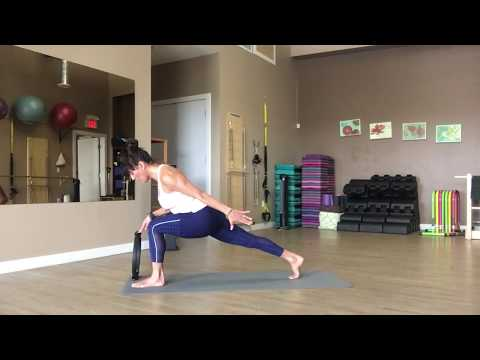Pilates Circle Mat Flow with Trainer Fiona