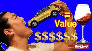 I drank my car's dollar value …