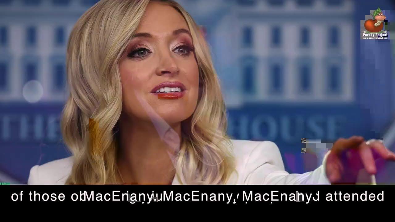 McEnany - A Parody of Macarena   Don Caron