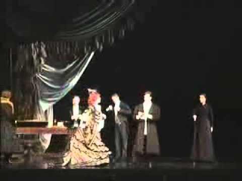 El fantasma de la opera Madrid Parte 7