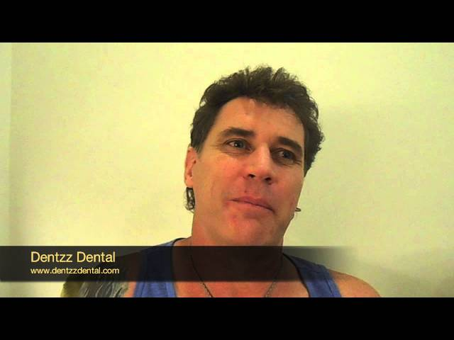 Patient from Brisbane, Australia shares his experience at Dentzz