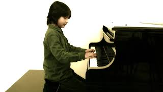 Invention 1  J. S. Bach by Vincent (7)
