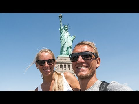 1 Tag in New York - Freiheitsstatue, Central Park andere Highlights | VLOG #292