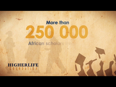 Higherlife Foundation, shaping Africa's Future