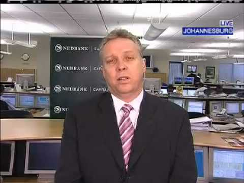 17 May - JSE Lunchtime - David Gracey - Nedbank