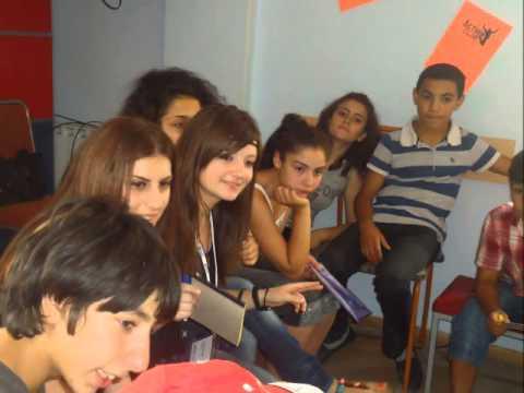 Emilia Sargsyan Action Club Yerevan
