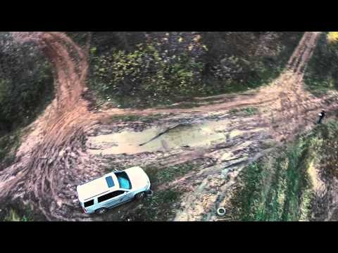 Chevrolet Tahoe 2015 Off Road