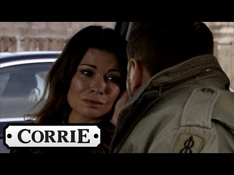 Coronation Street - Carla Chases After Peter | PREVIEW