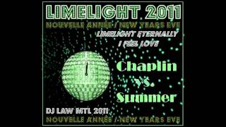 Chaplin vs. Summer - I Feel Love / Limelight Eternally (DJ LAW MTL Remix 2011)