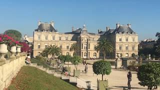 Palacio y Jardines de Luxemburgo