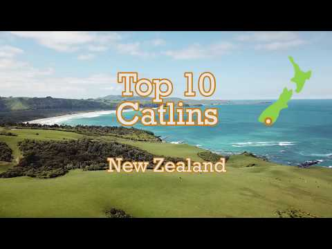 Catlins top 10 things to do New Zealand
