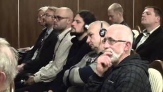 Konferencja Sokolnictwo 2015