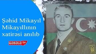 ƏSGƏRİ XİLAS EDİB ÖZÜ ŞƏHİD OLAN QƏHRƏMAN GİZİR - QƏBƏLƏ TV