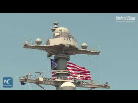 World's largest supercarrier USS Gerald R. Ford commissioned