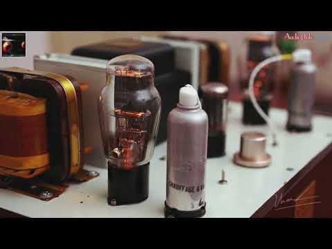 HQ Music  audiophile 87  Tube Amplifier  KT Audio  High End Audiophile Test  NbR Music