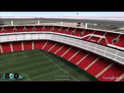 Best Mexico Soccer Stadiums IGEO TV