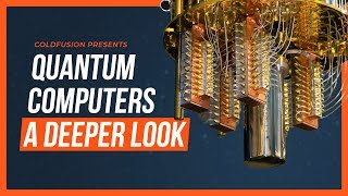 Quantum Computers - FULLY Explained!