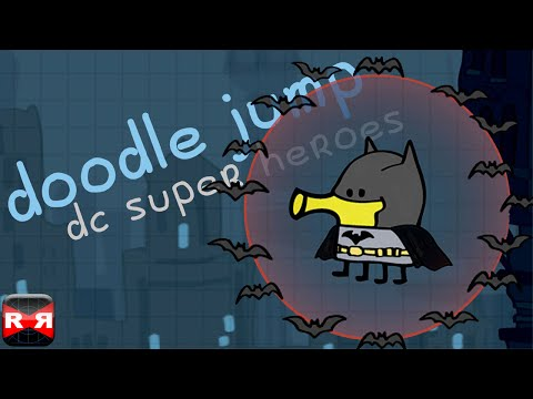 Get Doodle Jump DC Super Heroes (By Warner Bros.) - iOS - iPhone/iPad/iPod Touch Gameplay Pictures