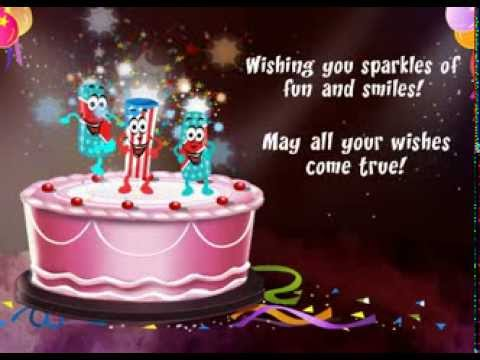 Birthday Fun Wishes