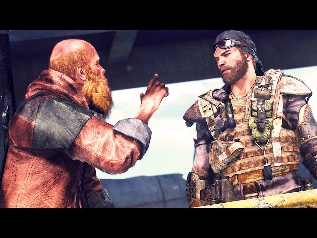 Mad Max #16: Fé de Metal / Empurrando um Trem - Xbox One Gameplay