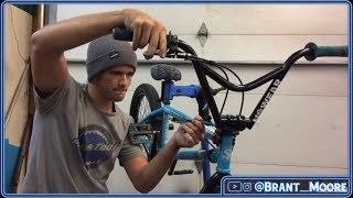 Dialing In Your BṀX Brakes!