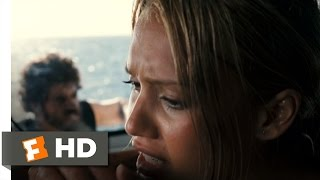 Into the Blue (10/11) Movie CLIP - Sam and Jared Keep Up the Good Fight (2005) HD