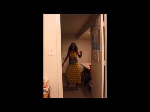 Gabon Ikoku (traditional dance)