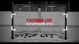 Facebook Live Q&a   November 8th