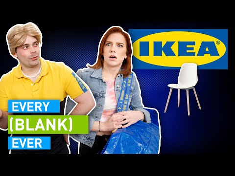 Every IKEA Ever