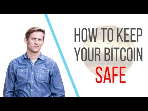 How To Keep Bitcoin Safe And Secure (without Taking It Offline)