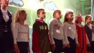 День памяти Петра и Февронии в Новомосковске