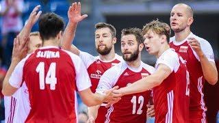 Ostatnie akcje meczu  Polska - Brazylia  2018  EUFORIA !