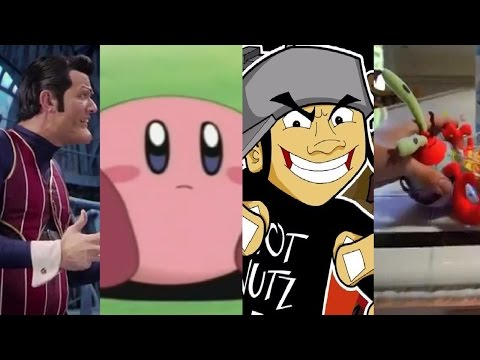 we are number one but every we are number one is replaced with kirby right back at ya but every kirb