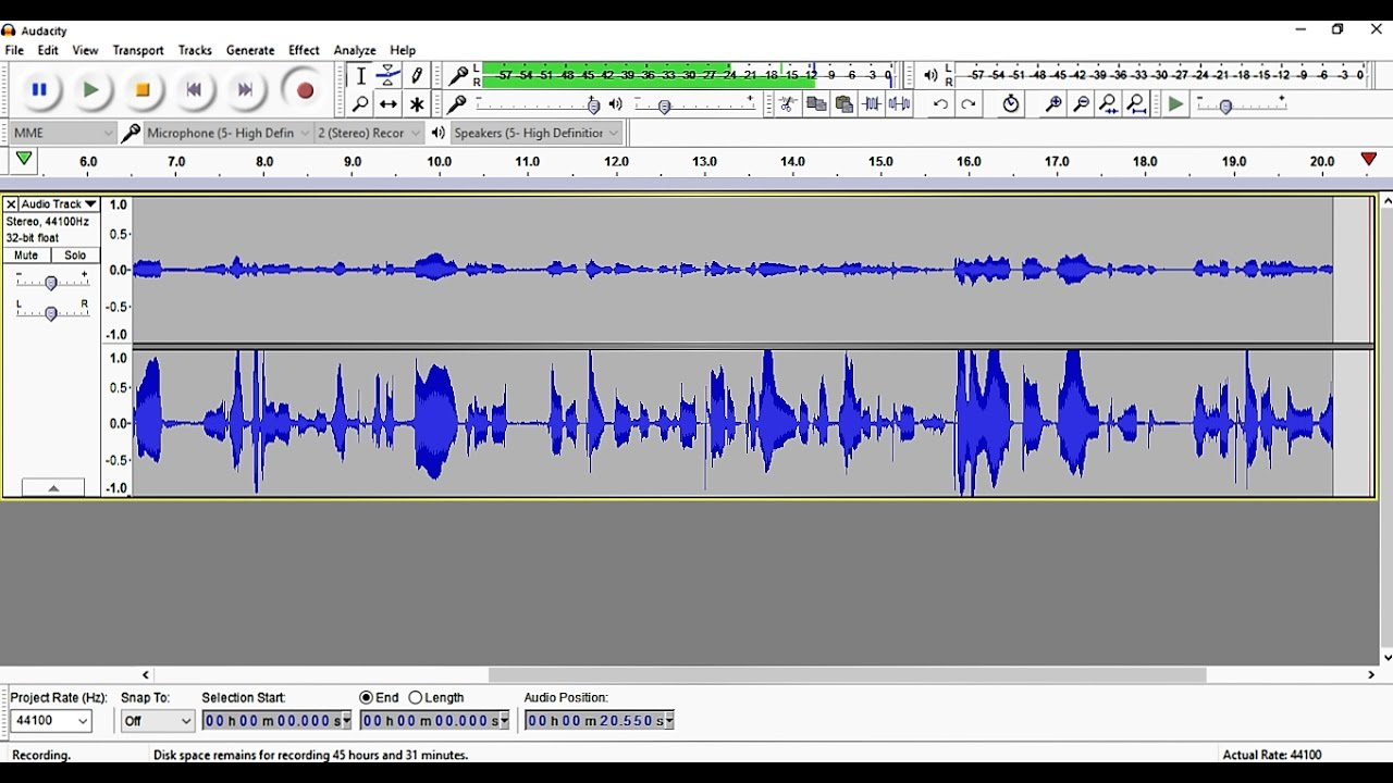 How to download/install Audacity for PC Windows 7/8/10 for free