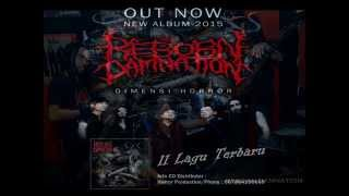 "Out Now New CD Album Reborn Damnation ""Dimensi Horror"" (2015)"