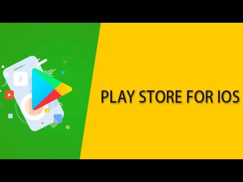 How To Download Play Store On IPhone|| How To Download Android Apps On IPhone  (2019)